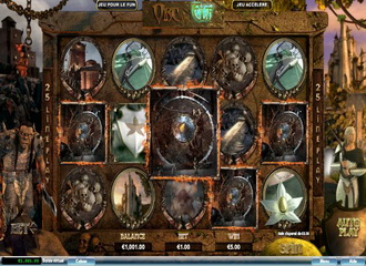 Spiele Orc Vs Elf - 3D - Video Slots Online