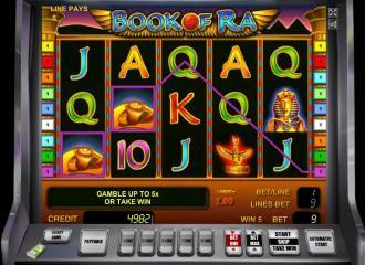 Jeu Casino Book Of Ra Gratuit