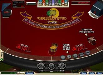 caribbean stud poker online spielen