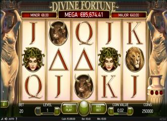 Spiele Divine Fortune - Video Slots Online