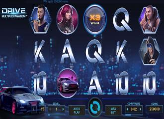 Spiele Drive Multiplier Mayhem Slots - Video Slots Online