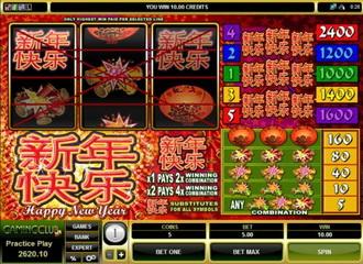 Spiele Happy Rich Year - Video Slots Online