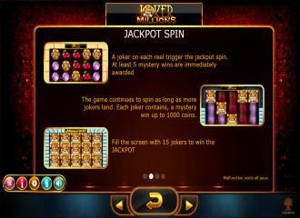 Spiele Joker Millions - Video Slots Online