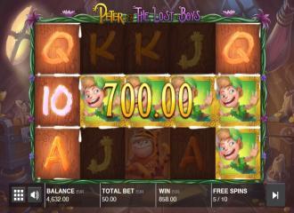 Spielen Sie Peter Pan Kostenlos Im Demo Mode Von Ka Gaming