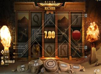 River of Riches Slot Beschreibung – Microgaming