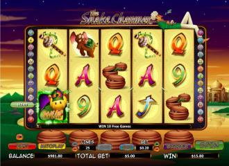 Spiele The Snake Charmer / Scratch - Video Slots Online