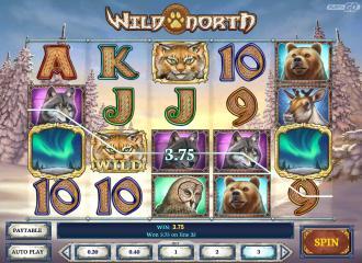 Wild north spiele spielautomat