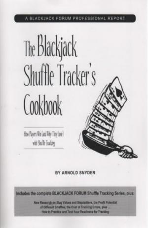The Blackjack Shuffle Tracker's Cookbook