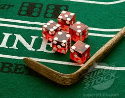 Spielmethoden beim Craps: The Patient Field