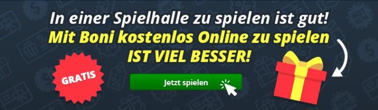 online VS terrestrisches casino