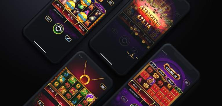 Ruby Play Mobile Slots