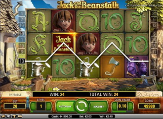 Spiele Bounty Of The Beanstalk - Video Slots Online