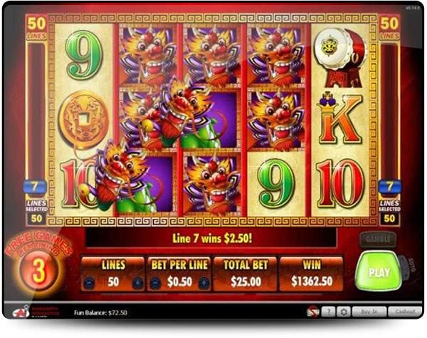 Ainsworth Casino Software And Bonus Review
