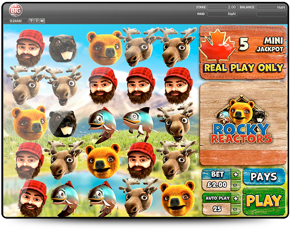 Big Time Gaming Casino Software Review