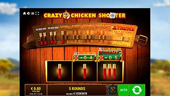 Crazy Chicken Slot
