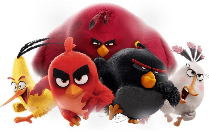 Angry Birds Der Film - Rezension