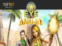 Eye of the Amulet Slot – Ein gelungener Online Video Slot von iSoftBet