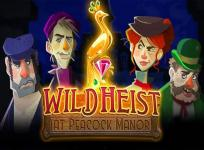 Wild Heist At Peacock Manor™ – Wild Features für optimale Bonus Spins