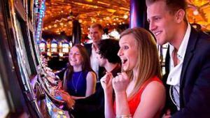 Date im Casino