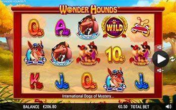 Wonder Hounds Übersicht