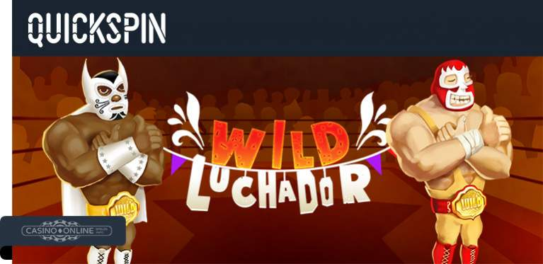 Quickspin Slot Wild Luchador