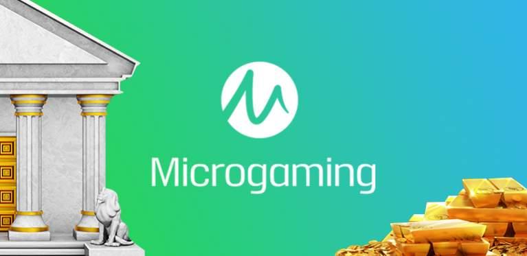 Neue Microgaming Slots