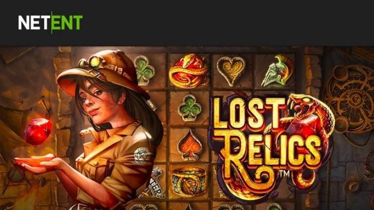 Spiele Lost Realm - Video Slots Online