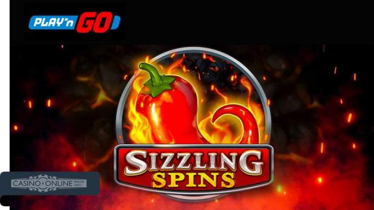 Sizzling Spins Slot Play'n Go