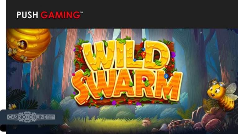 Wild Swarm Slot von Push Gaming