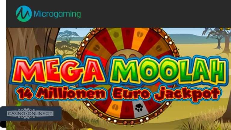 Mega Moolah 14 Millionen Euro Jackpot