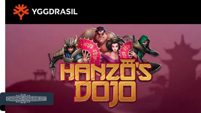 Hanzo's Dojo Slot Yggdrasil