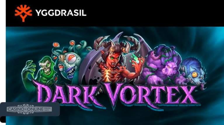 Dark Vortex Slot von Yggdrasil